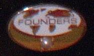 Zakladatelský perlový odznak