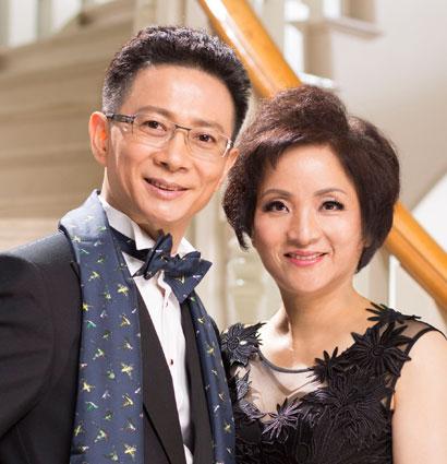 Cheong Pui Kuong & Joanne