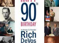 Happy 90th Birthday, Rich!