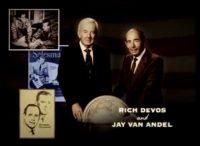 Profiles of the American dream: Rich DeVos and Jay Van Andel