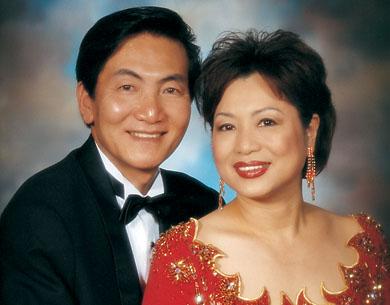 Leonard a Esther Kim