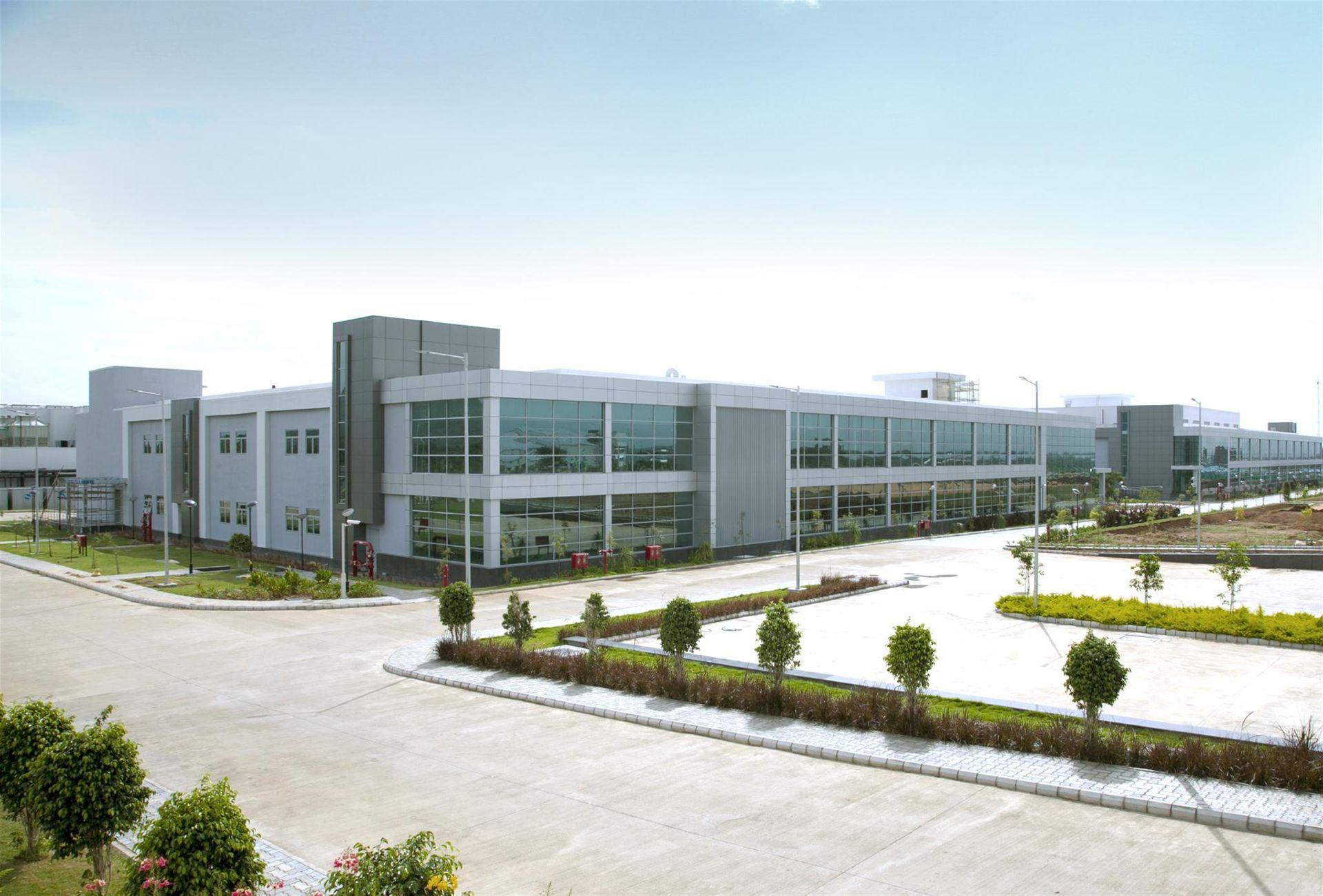 Výrobní závod Amway v Indii