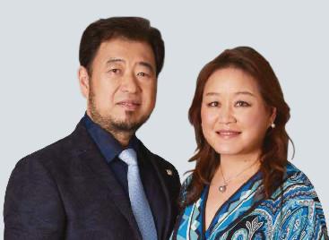 Hideyuki & Chika Heima