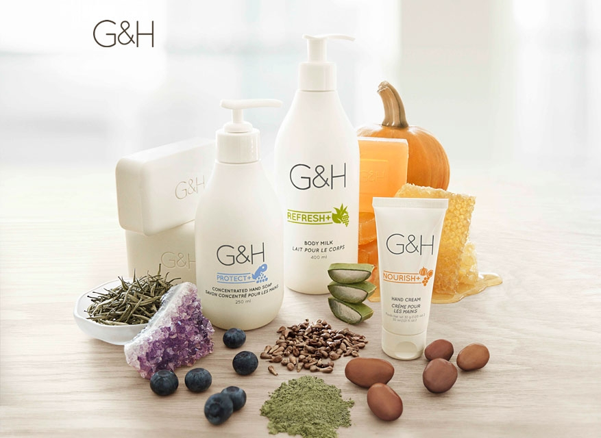 G&H Nourish+, Refresh+, Protect+