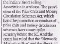 The Economic Times (22.2.2003) - Provisions of Prize Chits Act before SC