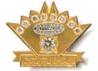 Odznak Double Crown Ambassador